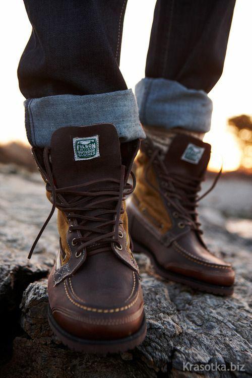 Мужская зимняя обувь 0b4c1178f96