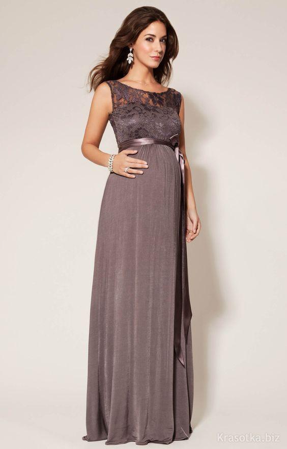 Фото красивые платья на беременных фото 8