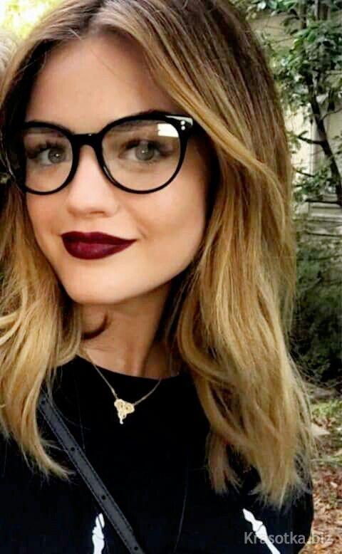 Имиджевые очки – стильные аксессуары для создания модных образов 5bcc1f596b010