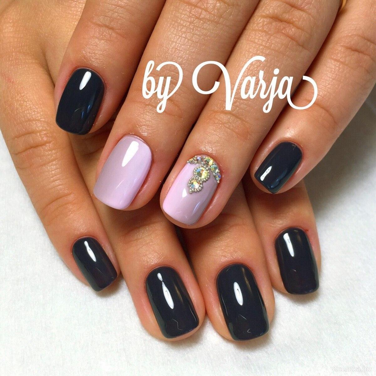 Выпуклый дизайн на ногтях: все секреты модного маникюра