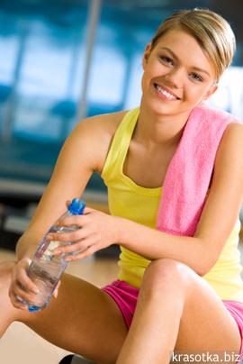 как похудеть диета спорт