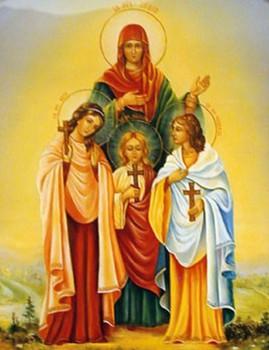 Вера надежда и любовь и мать их софия