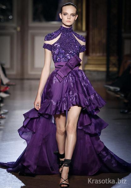 Национальные французские платья