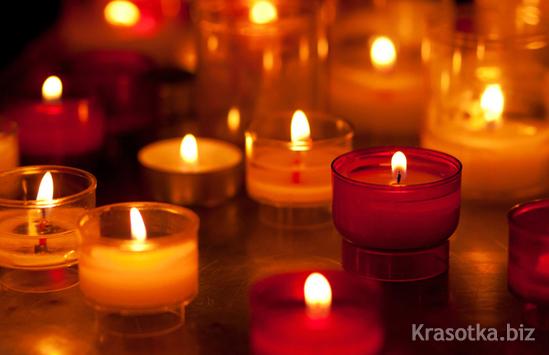 Создать романтическую обстановку