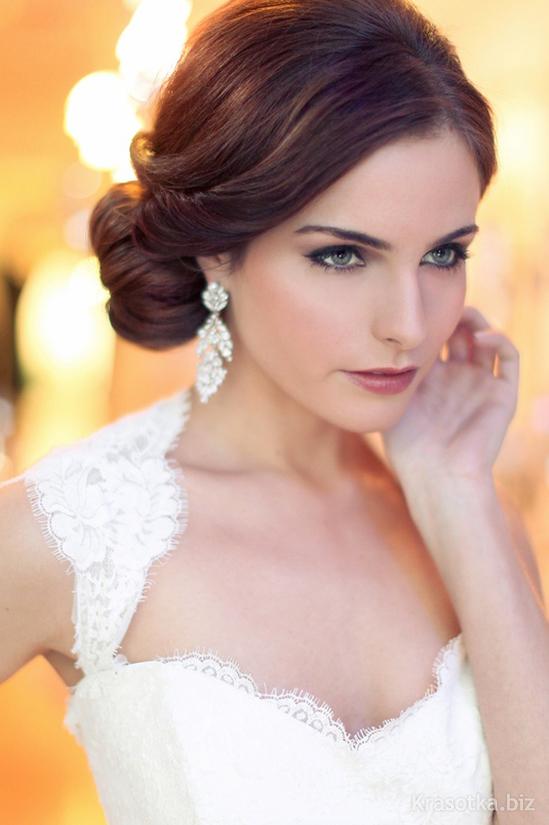 Свадебная прическа: традиционные элементы и
