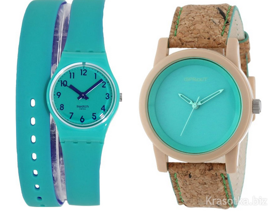 Swatch и Sprout