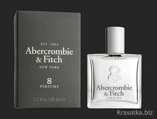 Духи 8 PERFUME от ABERCROMBIE  FITCH