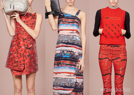 Opening Ceremony Pre Fall 2014