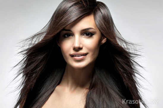 Красотка с настоящим кучерявым волосом фото 771-81