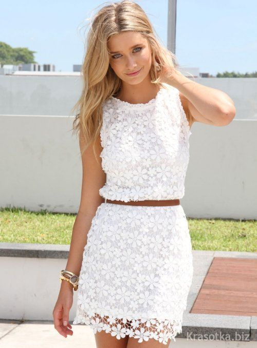 Красивые платья летние для девушек