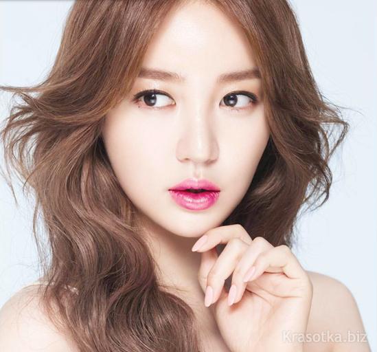 Реклама косметики корея