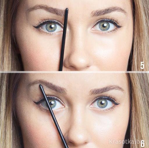 Как сделать красивыми свои брови