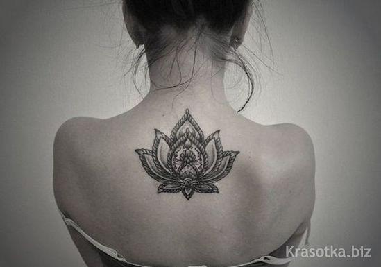 Где девушке сделать татуировку