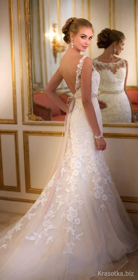 Новинки свадебные платья