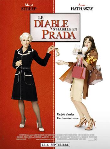 Дьявол носит Прада / The Devil Wears Prada (2006)
