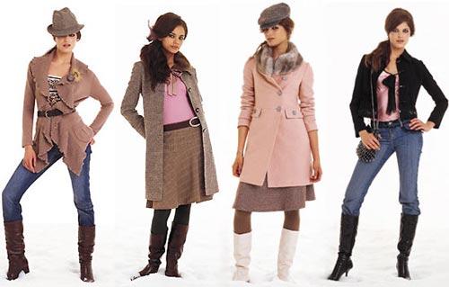 женская одежда больших размеров.